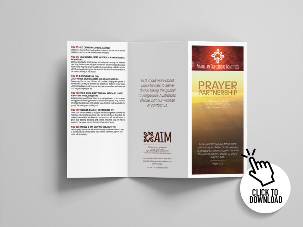 Link to Prayer Points Nov 2020